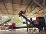 浙江HDPE机油壶破碎清洗处理加工生产线,塑料清洗线