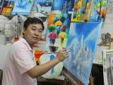 昆山成人美术兴趣爱好培训 成人美术培训 成人专业兴趣爱好培训