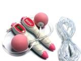 新款儿童跳绳套装专用 专利正品计数跳绳 巴拉巴拉童装促销赠品