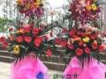 徐州九里鼓楼庆典开业花篮市区免费送货充气拱门出租