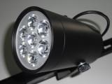 LED轨道灯 导轨射灯 7W 黑色/白色