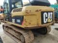 洛阳二手挖掘机市场二手卡特315D挖机二手小型挖掘机报价