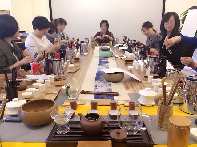 初中级茶艺培训周末班招生