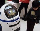 郑州教育娱乐玩具小胖智能机器人专卖店,实体店