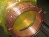 TH550-NQ- 气体保护高强度耐候钢焊丝 铁道机车焊丝