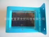 太阳能产品声控灯 太阳能感应灯 人体感应灯 蓝色外壳02