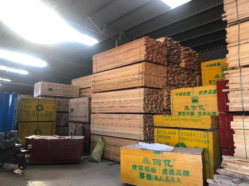 保定雄安批發竹膠板方木模板模板木方橋梁板木跳板