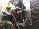 #摩托车整车#崭板CB400转让,八层新面议