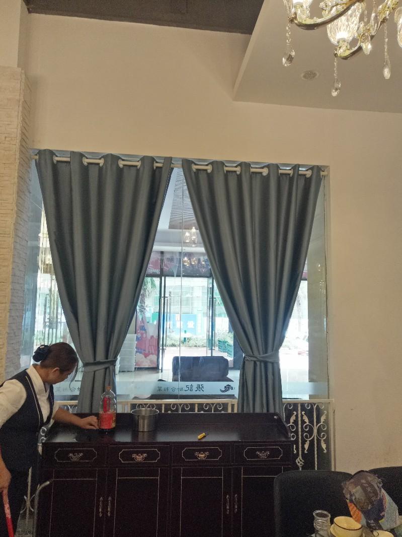 长沙开福区制作窗帘门帘隔音皮革门帘较便宜