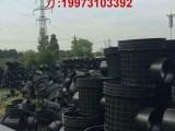 湖南省娄底市钢带增强波纹管HDPE克拉管中空壁缠绕管波纹管