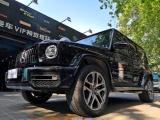 奔驰G63全车贴膜隐形车衣改装案例 西安汽车改装