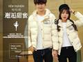 青岛批发最低价韩版秋冬中长款呢子外套厂家直销冬季棉服外套批发