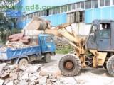 海口旧房翻新卫生间改造,建筑装修垃圾清理清运