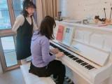 武汉成年钢琴基础课 钢琴单曲速成