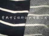 厂家直销各种彩条 色织小循环氨纶鱼鳞布 卫衣布针织面料 彩条