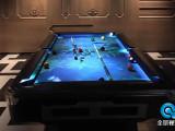 互动桌球娱乐的措施选出互动桌球娱乐,赢得消费者的信任