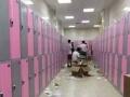 洗浴中心更衣柜