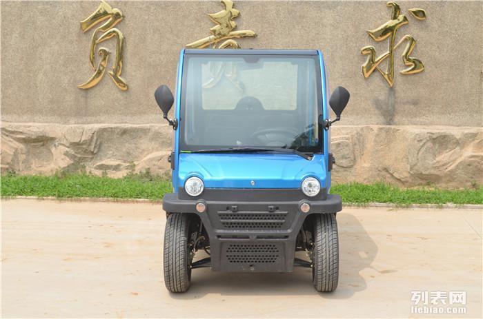 销售全新大阳之星电动四轮车老年代步车,全封闭电动轿车