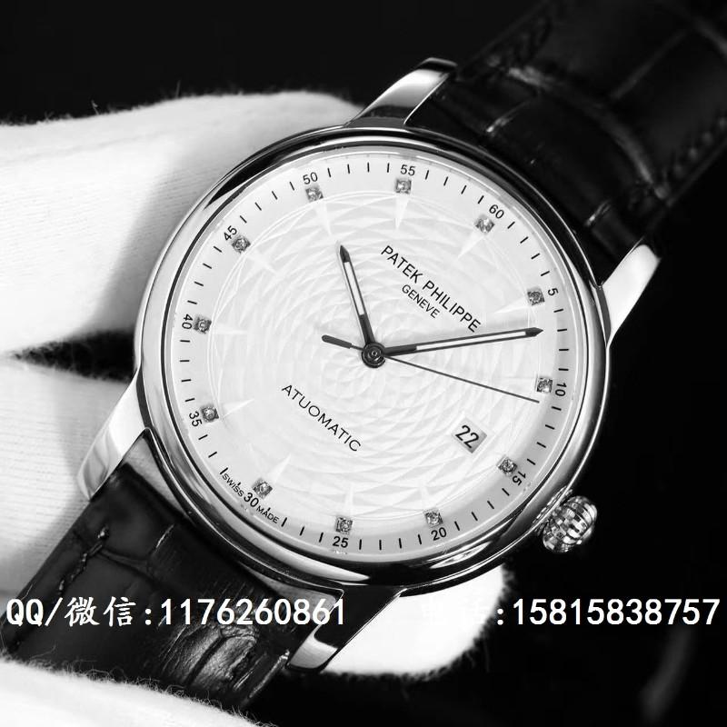 复刻一比一名表,精仿手表,精仿较新款百达翡丽自动机械男表