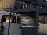汽车散装机 汽车干灰散装机,罐车粉料装车机