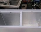 99成新原装星星312升两格冰柜1100元,节能机