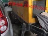 云南昆明官渡区二手三一重工混凝土输送泵出售八成新60低价出售