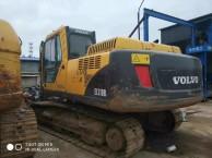 买沃尔沃210二手挖机请昆岳二手挖机