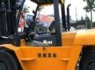 上海杭州叉车公司转让二手10吨杭州叉车优惠价对外出售2年1万公里10.6万
