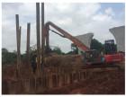 惠州钢板桩租赁好金固建筑和谐详情请来电咨询