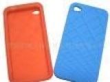 供应新款全新环保iphone四代硅胶手机套,专业生产硅胶套