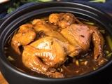 冬季美食,港剪鲍汁黄焖鸡就是个不错的选择