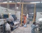 机床车床翻新喷漆、机器设备喷漆、钢结构彩钢板防腐除锈喷漆