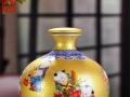 惠州陶瓷酒坛厂家 批发定制陶瓷酒缸 酒罐子价格