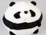 毛绒卡通玩具 熊猫玩具公仔 毛绒玩具 批发短毛绒玩具