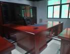广西厂家直销办公家具油漆老板桌 油漆大班台