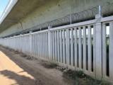 供應鐵路路基柵欄 護欄保定鐵銳廠家直銷