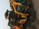 新疆二手小松60 120履帶式挖機