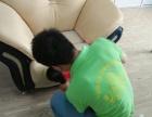 专业布艺沙发清洗、真皮沙发清洗保养