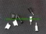 iphone5防尘塞 苹果5防尘塞 数据塞 苹果配件 取卡针