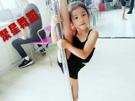 成都金牛区职业钢管舞 钢管舞演出培训 舞蹈演员培训学校