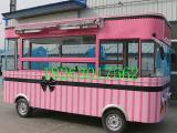 唐山推荐好的小吃车 专业订做街景流动房车 沧州优惠小吃车