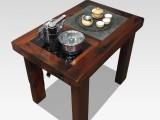 老船木会客茶台原生态实木茶台龙骨茶台茶桌客厅茶桌