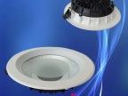 厂家批发led筒灯外壳 6寸压铸筒灯套件 COB灯具配件