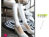 2014春夏装新款 孕妇蕾丝花边铅笔裤 显瘦弹力托腹小脚裤