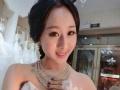 中高端婚纱礼服享受超低价,专业彩装造型,新娘妆