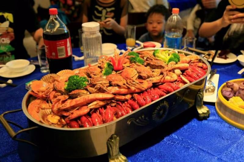 惠州上门承办自助餐宴会 围餐酒席大盆菜 流水席宴会