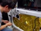 昆明宝马三系GT改装美国JBL三分屏音响功放