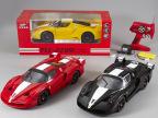 美致充电遥控汽车玩具 法拉利仿真高档 模型赛车玩具车