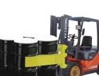 1.5吨电动叉车3吨合力杭州柴油抱夹叉车