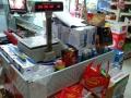 休闲食品柜、货架、促销台及香烟柜转让